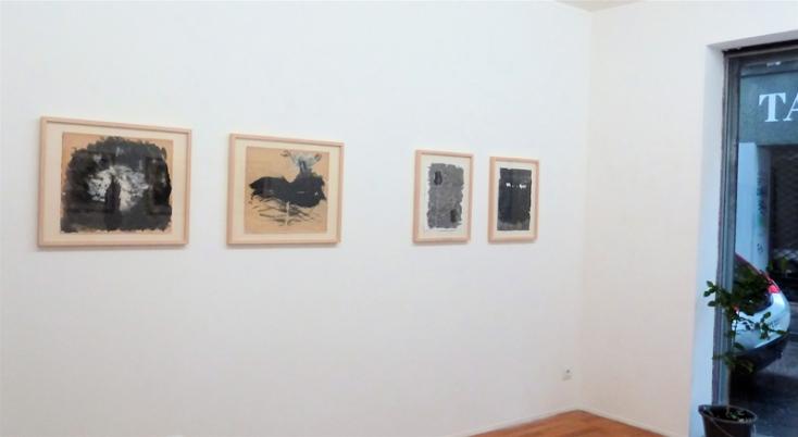 Cécile Savelli, Galerie du Tableau, Marseille, 28 janvier-8 février 2014