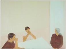 Acrylique sur toile, 2015, 61 X 46 cm Photo Mylène Malberti