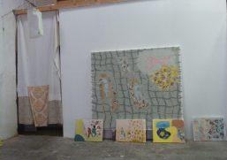 Vue d'Atelier 2016 Cécile Savelli