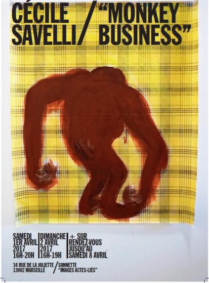 Monkey Business affiche-1